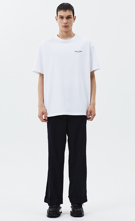 CH REVERSIBLE OVERFIT TEE